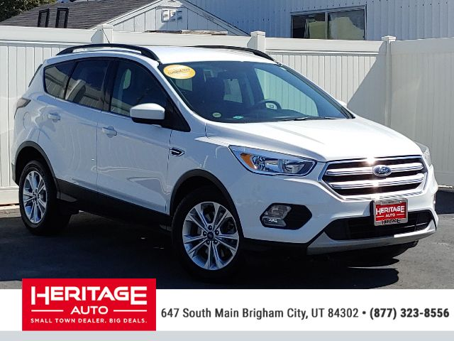 Used Ford Escape Brigham City Ut
