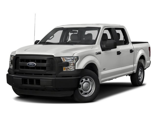 Pre-Owned 2016 Ford F-150 BLACK