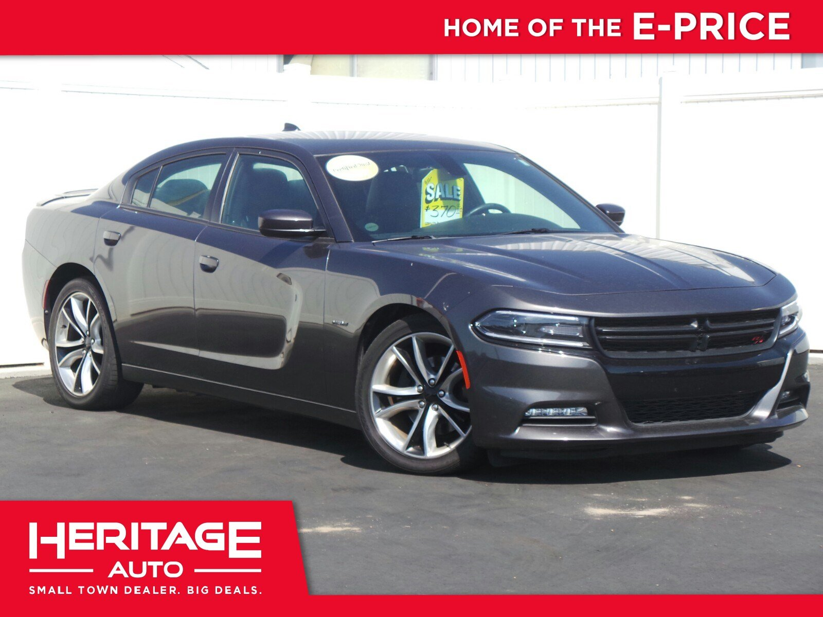 Pre Owned 2015 Dodge Charger Road Track 4dr Car 2U