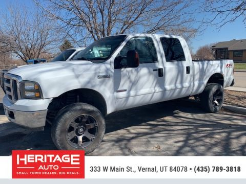 Pre-Owned 2006 Ford Super Duty F-350 SRW Lariat
